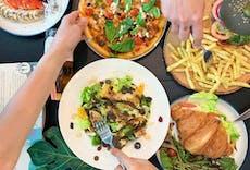 Restaurant OTC Cafe in Bugis, Singapore