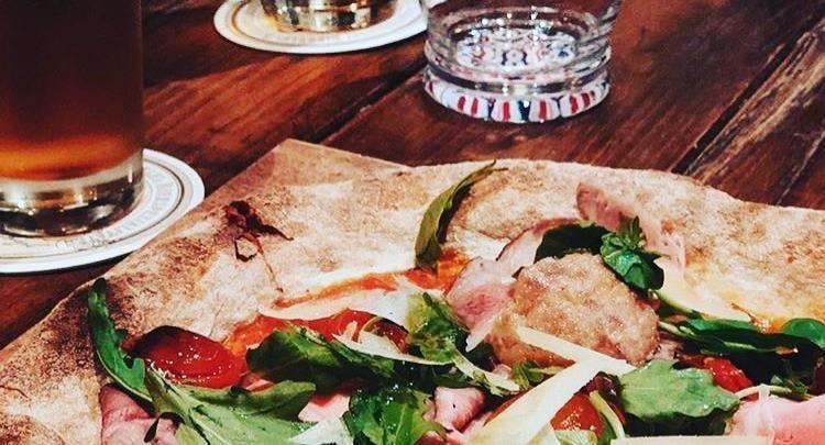 La Pizza Biscottata Gourmet