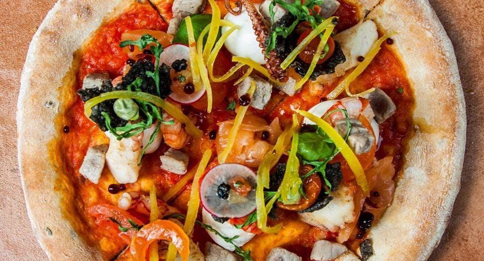 La Pizza Biscottata Gourmet Milan image 3