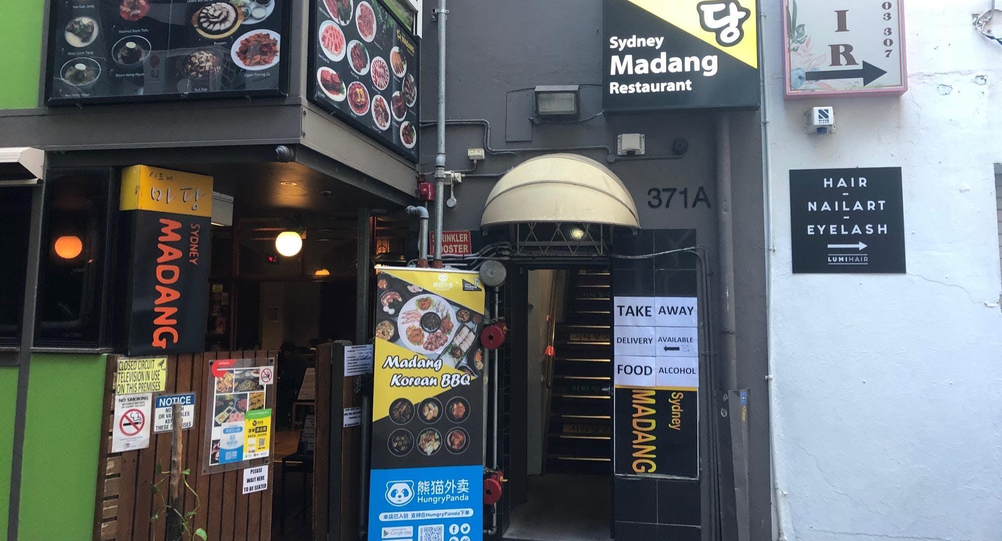 Sydney Madang Korean BBQ Restaurant