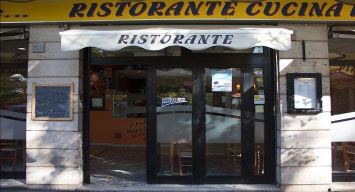 O' Sole 'e Napule - via Olevano Romano Roma image 1