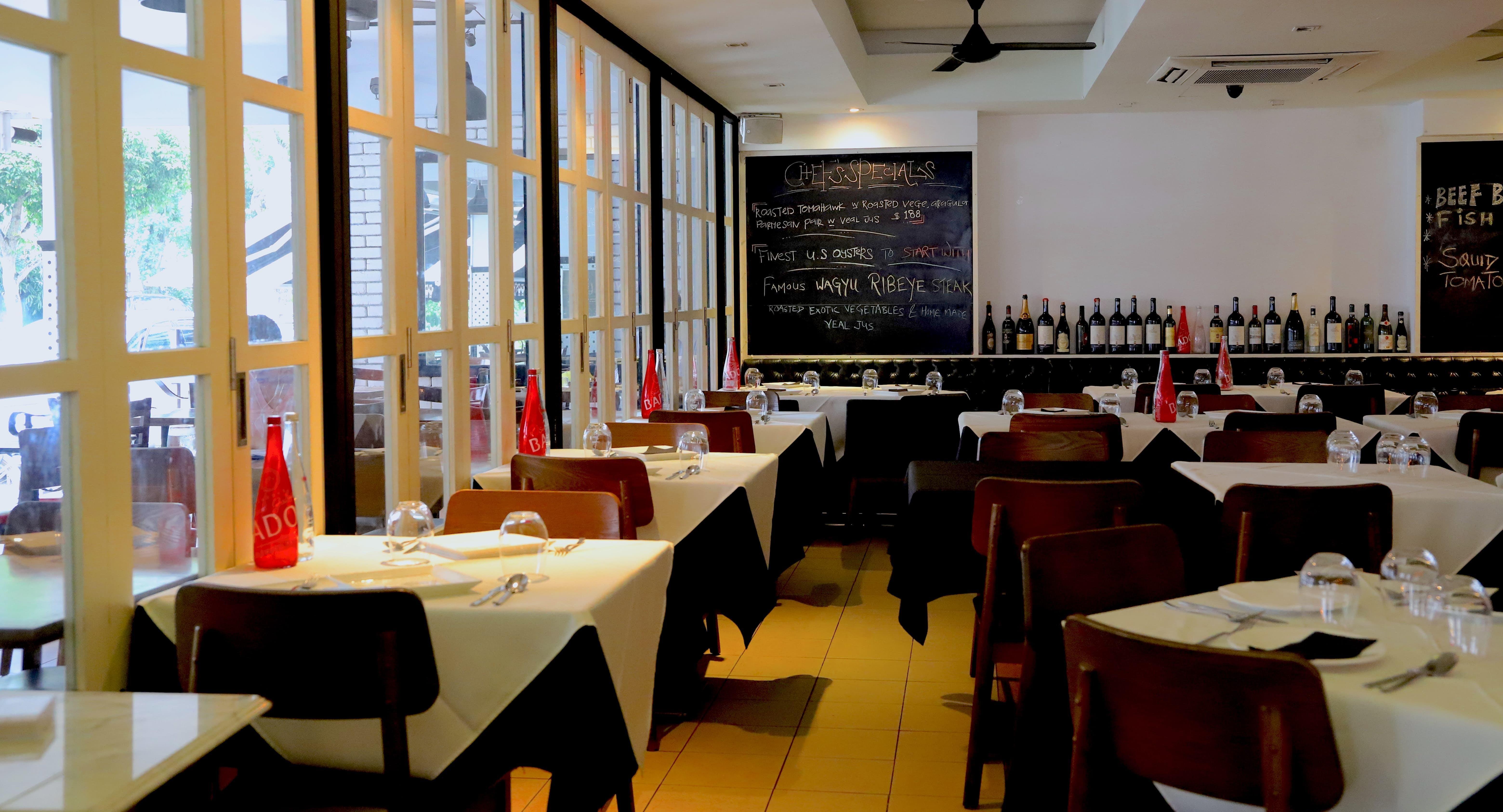 RUBATO Italian Kitchen & Bar Singapore image 2