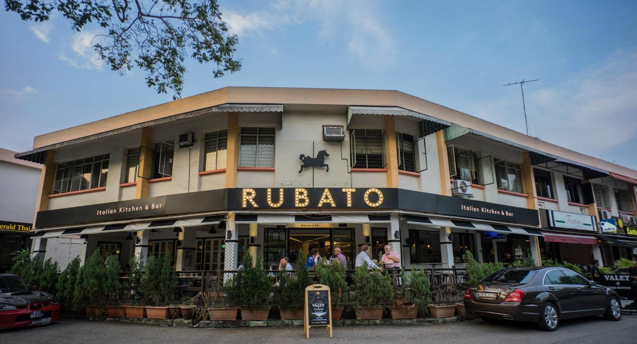RUBATO Italian Kitchen & Bar Singapore image 3