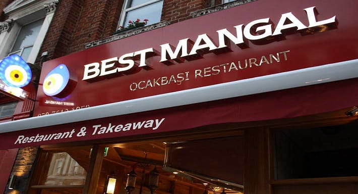Best Mangal 104 North End Road