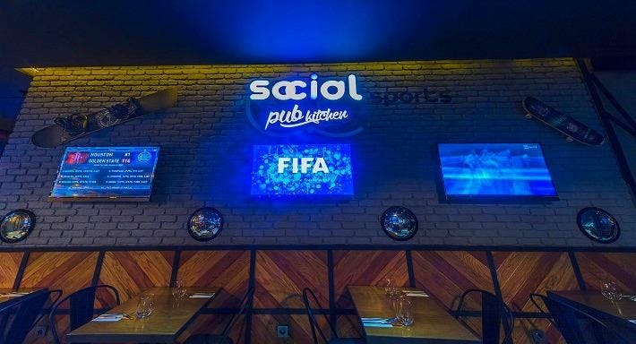 Social Pub & Kitchen