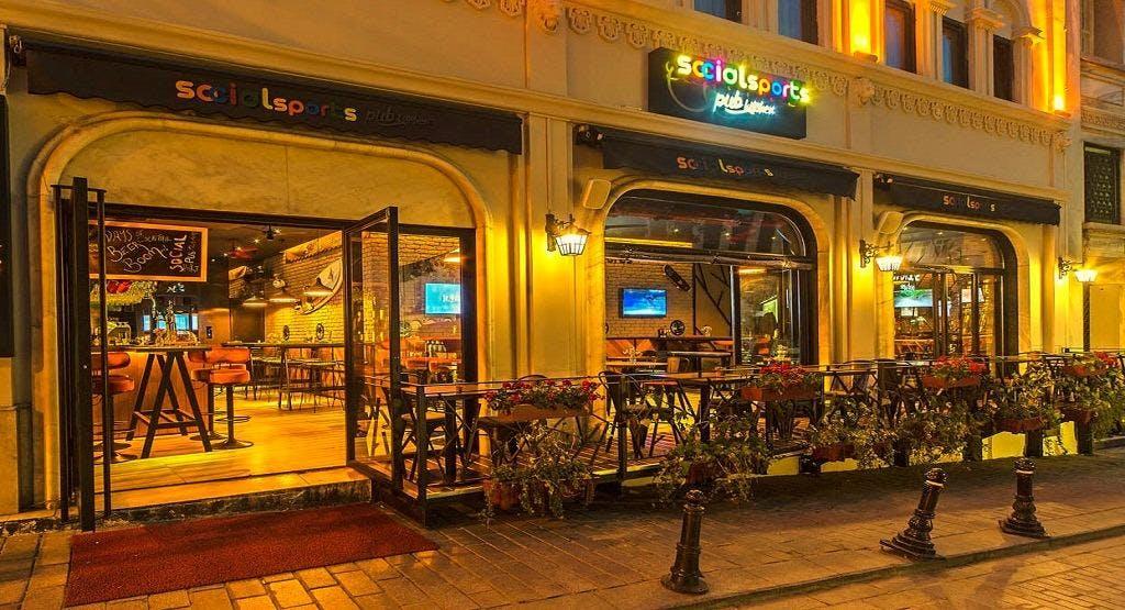 Social Pub & Kitchen İstanbul image 1