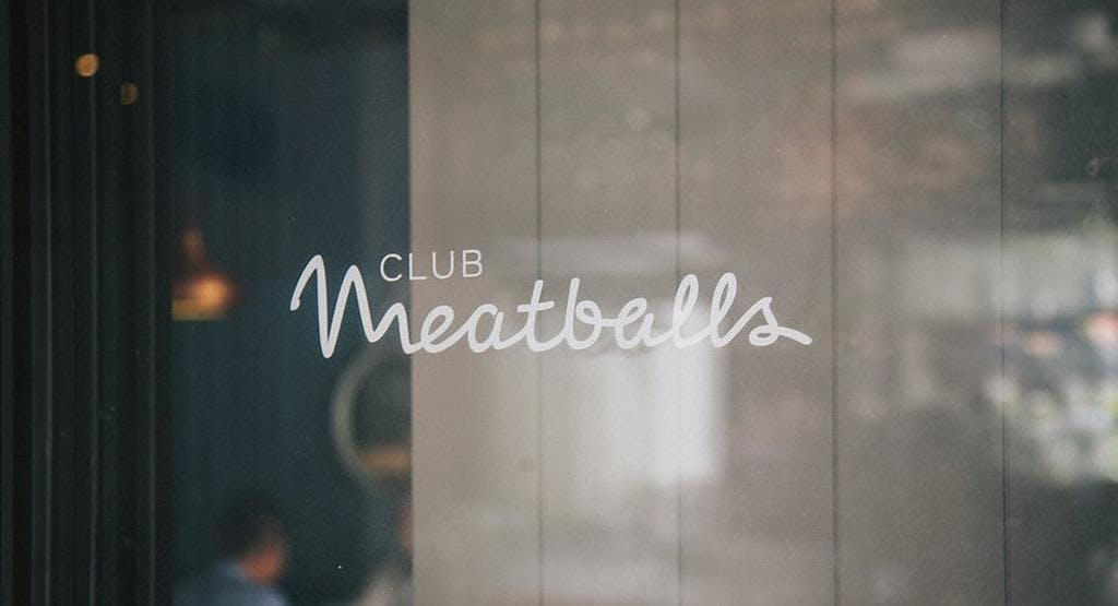 Club Meatballs Singapore image 1