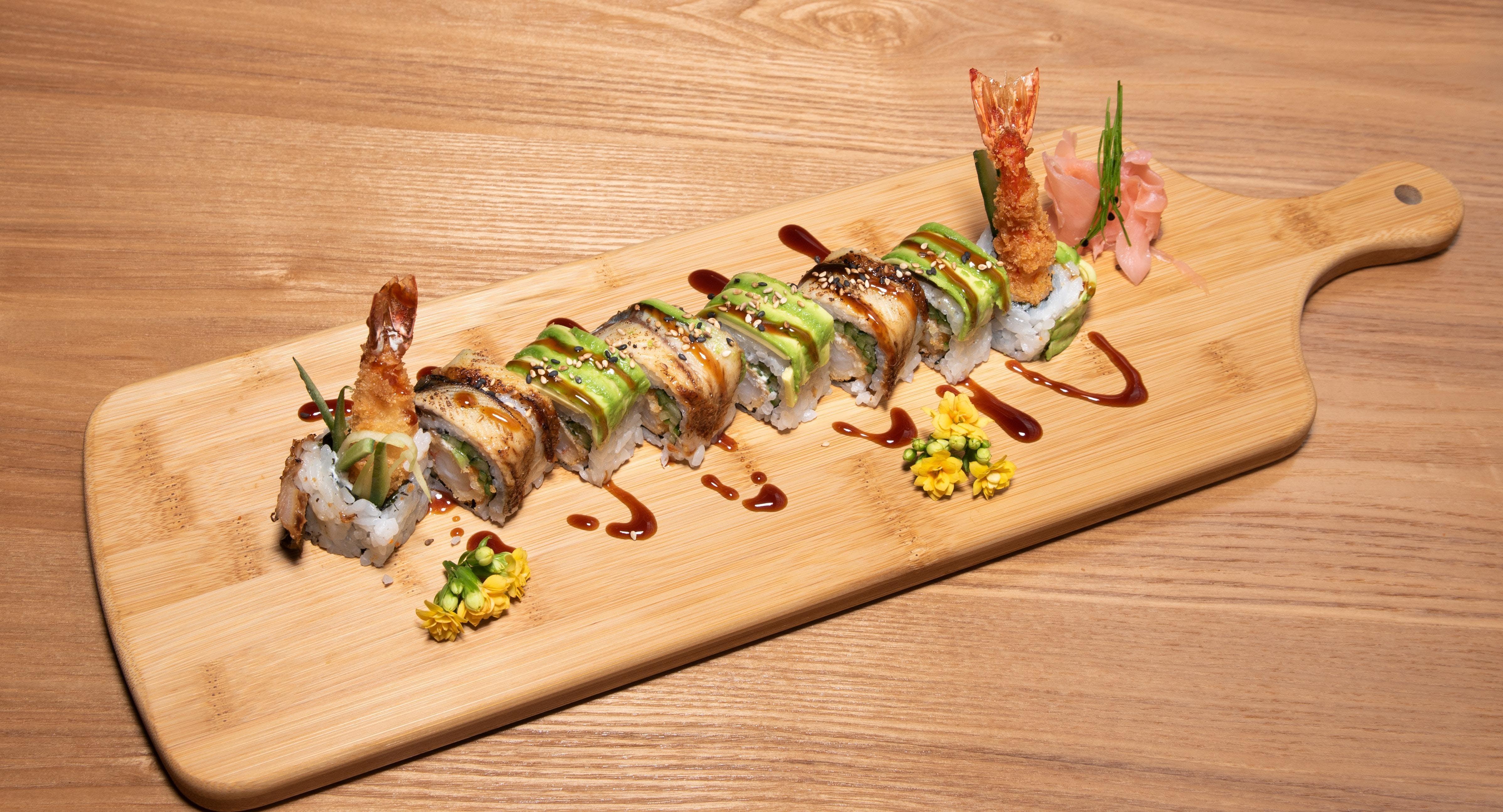 Koi Sushi Garden