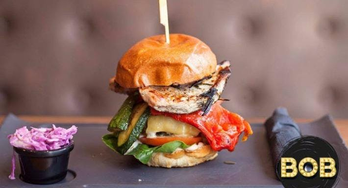 Band of Burgers - Brick Lane