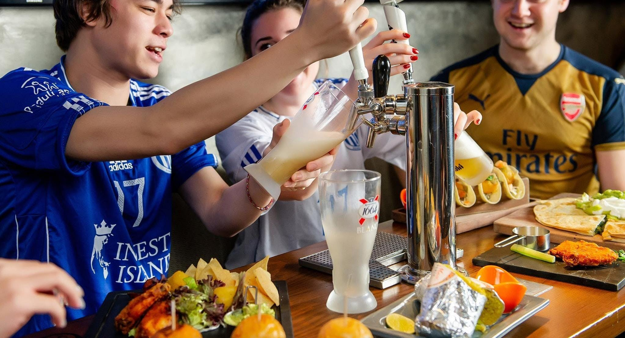 Cali Mex Bar & Grill - North Point