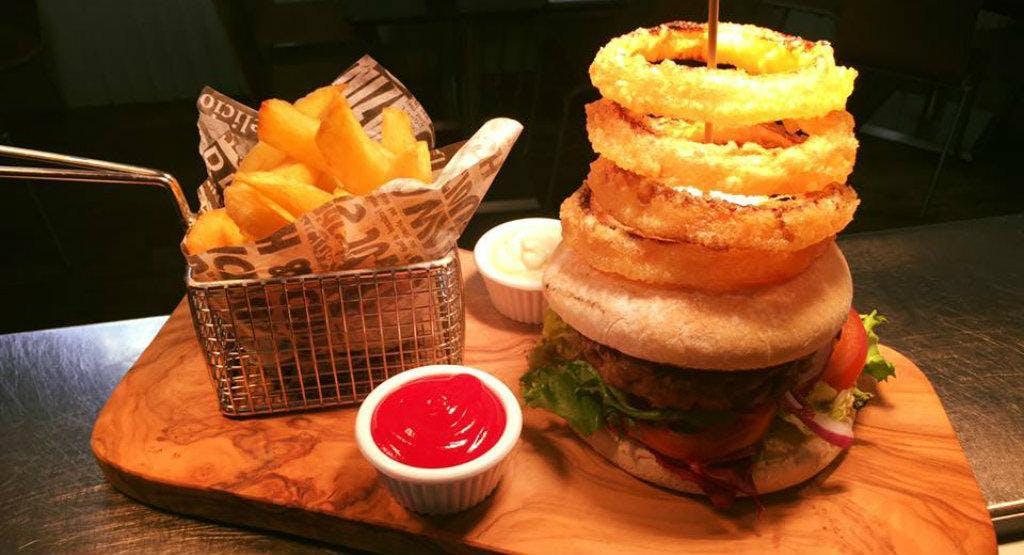 The Tailend Restaurant Edinburgh image 1