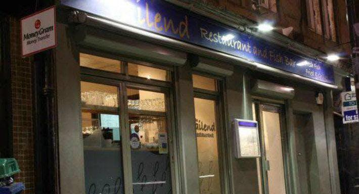 The Tailend Restaurant Edinburgh image 2