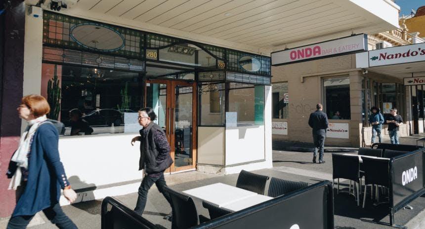 ONDA Bar & Eatery Melbourne image 2
