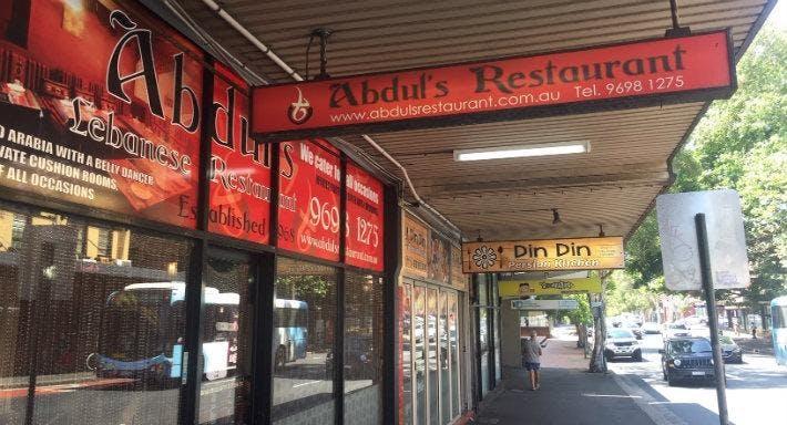 Abdul's Restaurant Sydney image 2