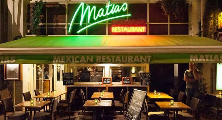 Restaurant Matias Amsterdam image 1