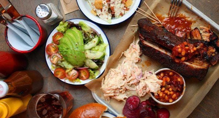 Porky's BBQ - Camden
