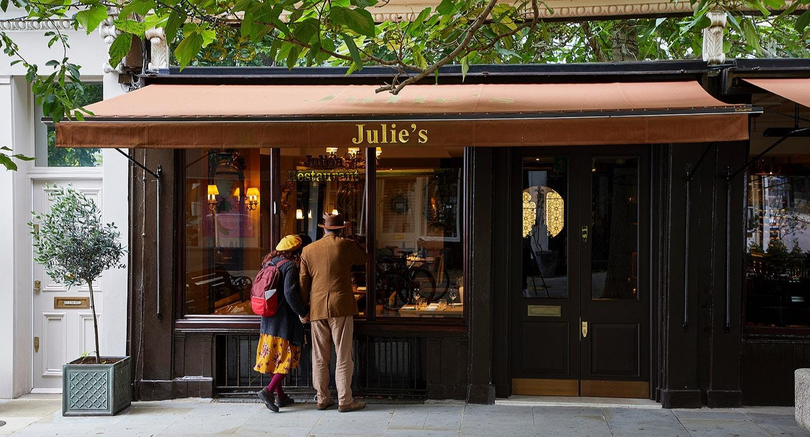 Julie's Restaurant & Champagne Bar