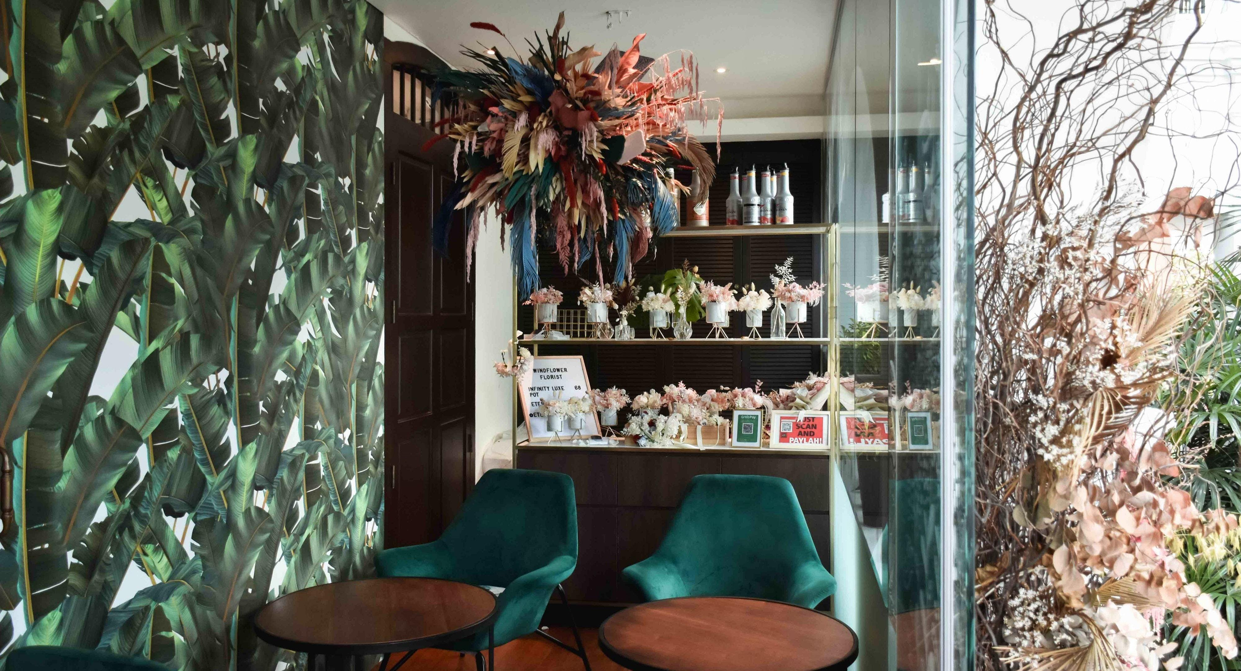 Wildseed Cafe at The Alkaff Mansion Singapore image 3