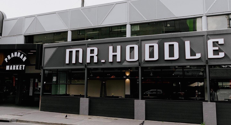 Mr Hoddle