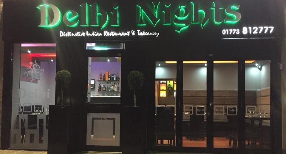 Delhi Nights Indian Restaurant Alfreton image 1