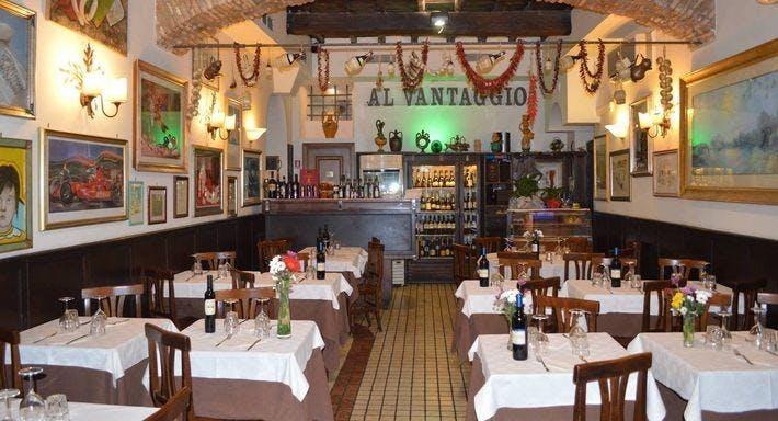 Antica Hostaria Al Vantaggio Rome image 2