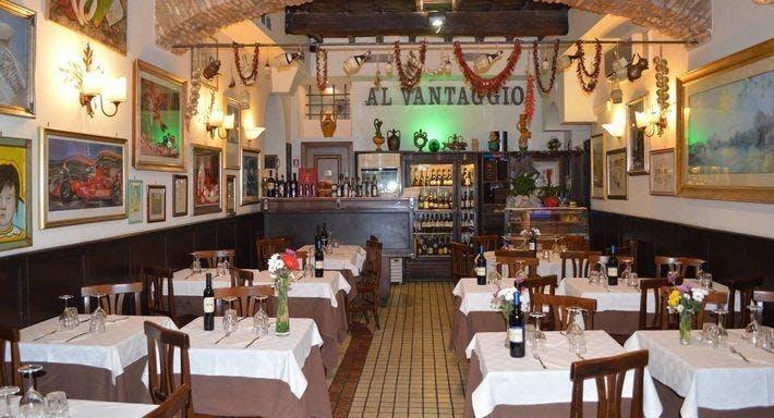 Antica Hostaria Al Vantaggio