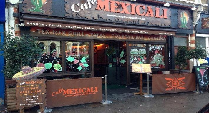 Cafe Mexicali London image 3