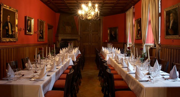 La Tourelle im Schlosshotel Ramersdorf