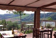 Restaurant Ristorante La Lombricaia in Montespertoli, Florence