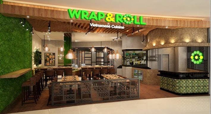 Wrap & Roll - Changi City Point