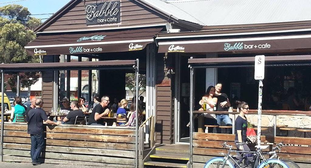 Babble Bar & Cafe Melbourne image 1