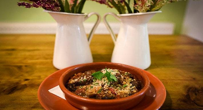 Leafy Greens and Coffee Beans