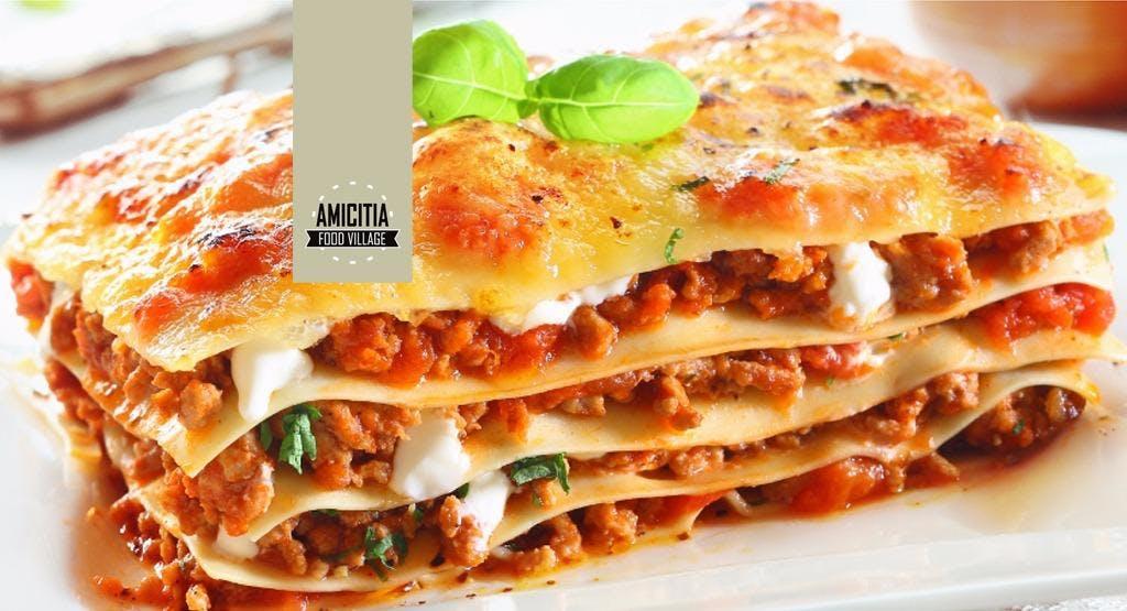 Amicitia Food Village – Salotto Amersfoort image 1