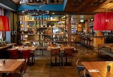 Salud Mexican Restaurant & Bar