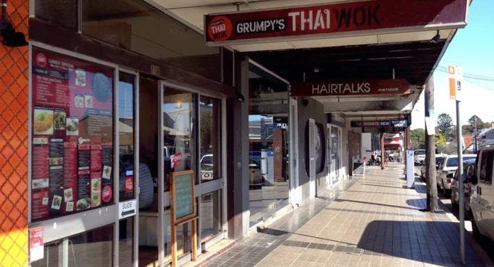 Grumpy's Thai Wok