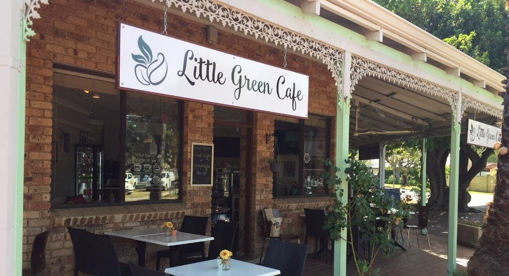 Little Green Cafe Perth image 1