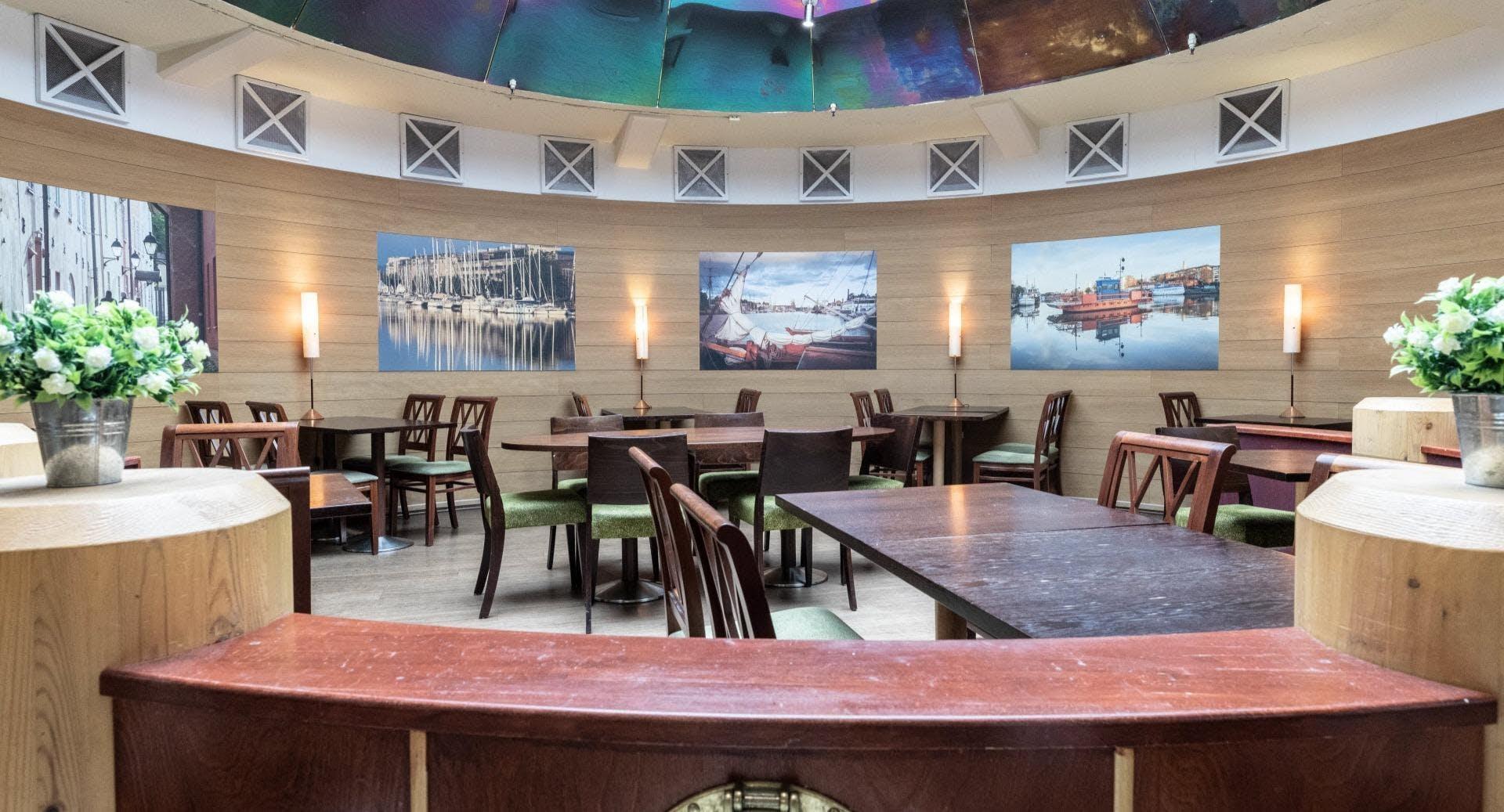 Ravintola Scandic Atrium