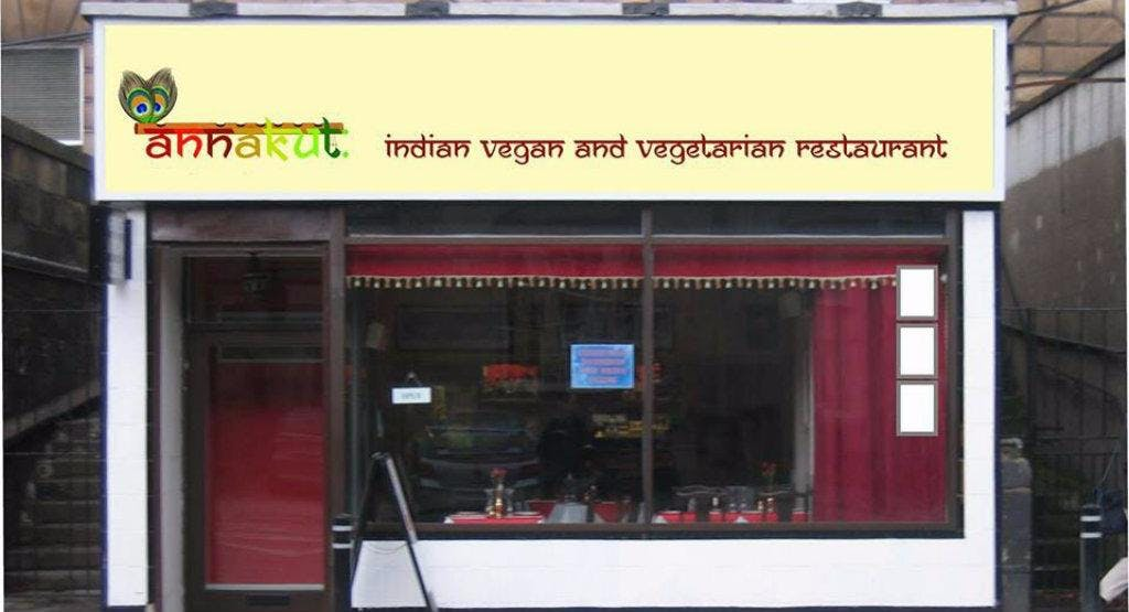 Annakut Vegetarian/Vegan Indian Restaurant Edinburgh image 1