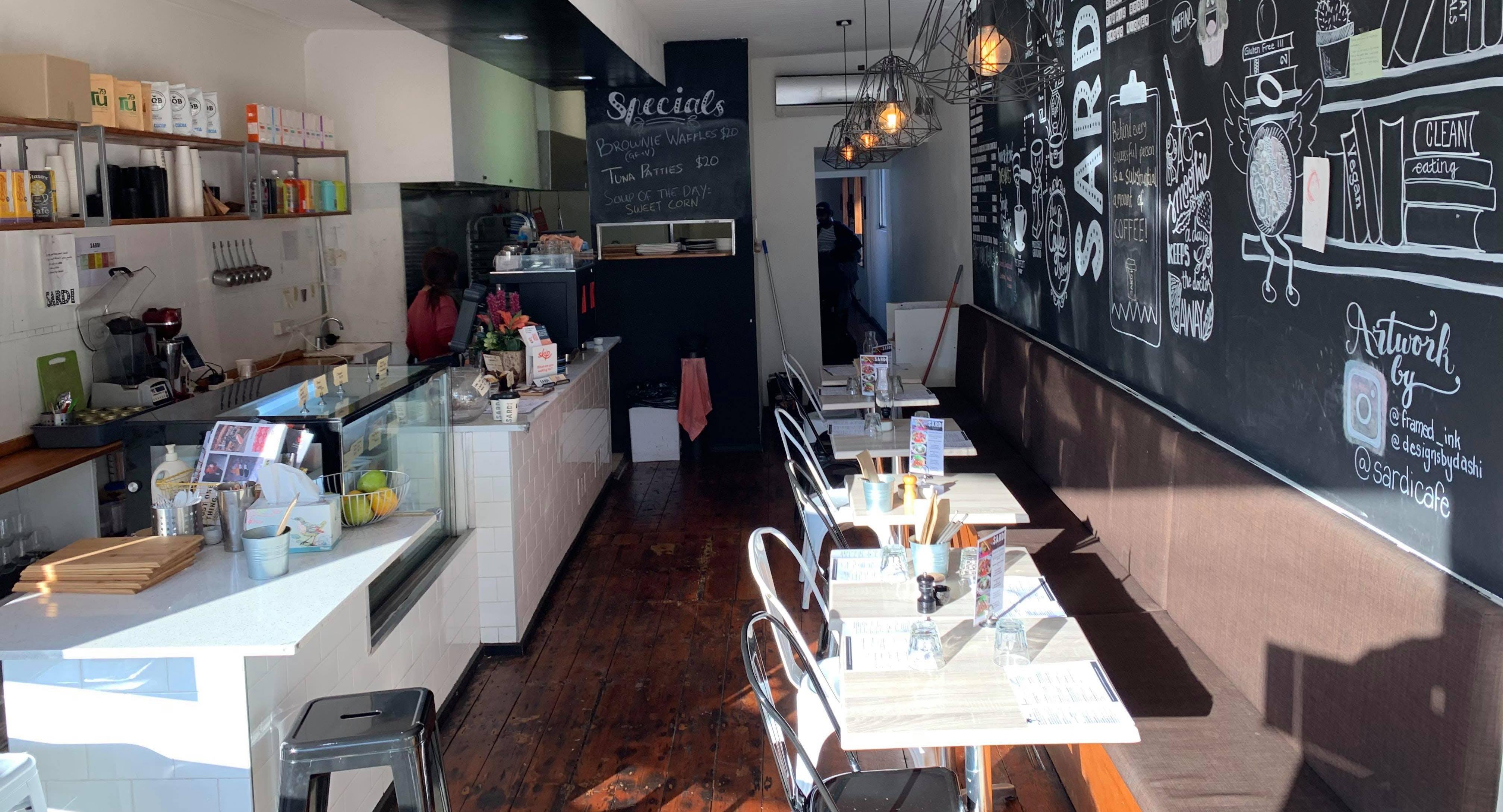 Sardi Cafe