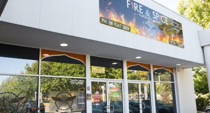 Fire & Spice Fusion Restaurant