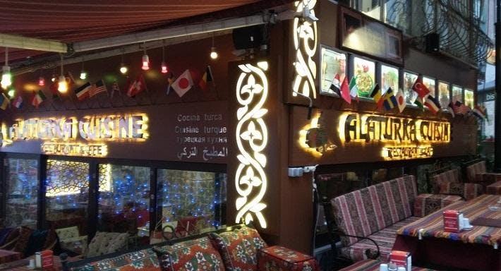 Alaturka Cuisine Cafe & Restaurant İstanbul image 4