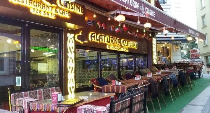 Alaturka Cuisine Cafe & Restaurant Istanbul image 3