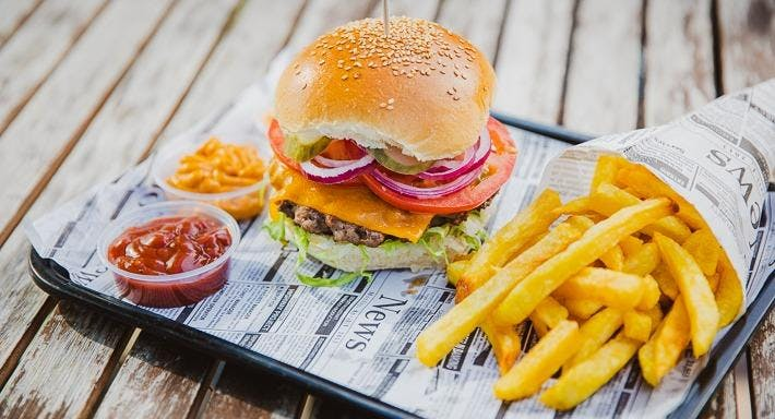My X Burger