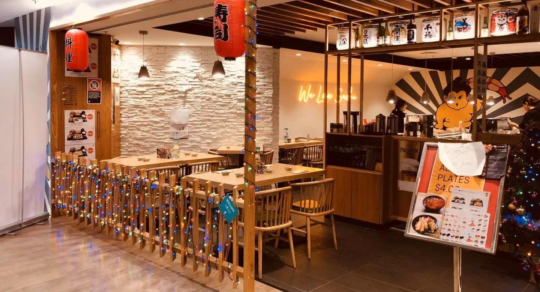Photo of restaurant Sushi Dan in Chatswood, Sydney