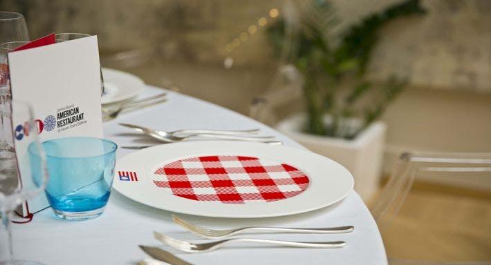 James Beard American Restaurant at Seven Stars Galleria Milano image 15