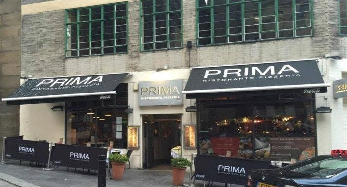 Prima Restaurant Newcastle image 1