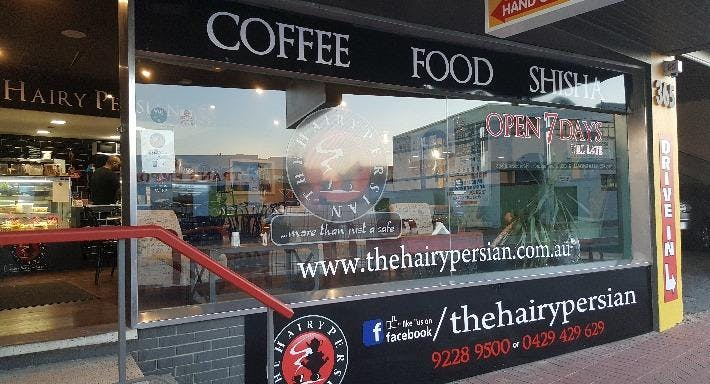 The Hairy Persian Sheesha Cafe Perth image 3