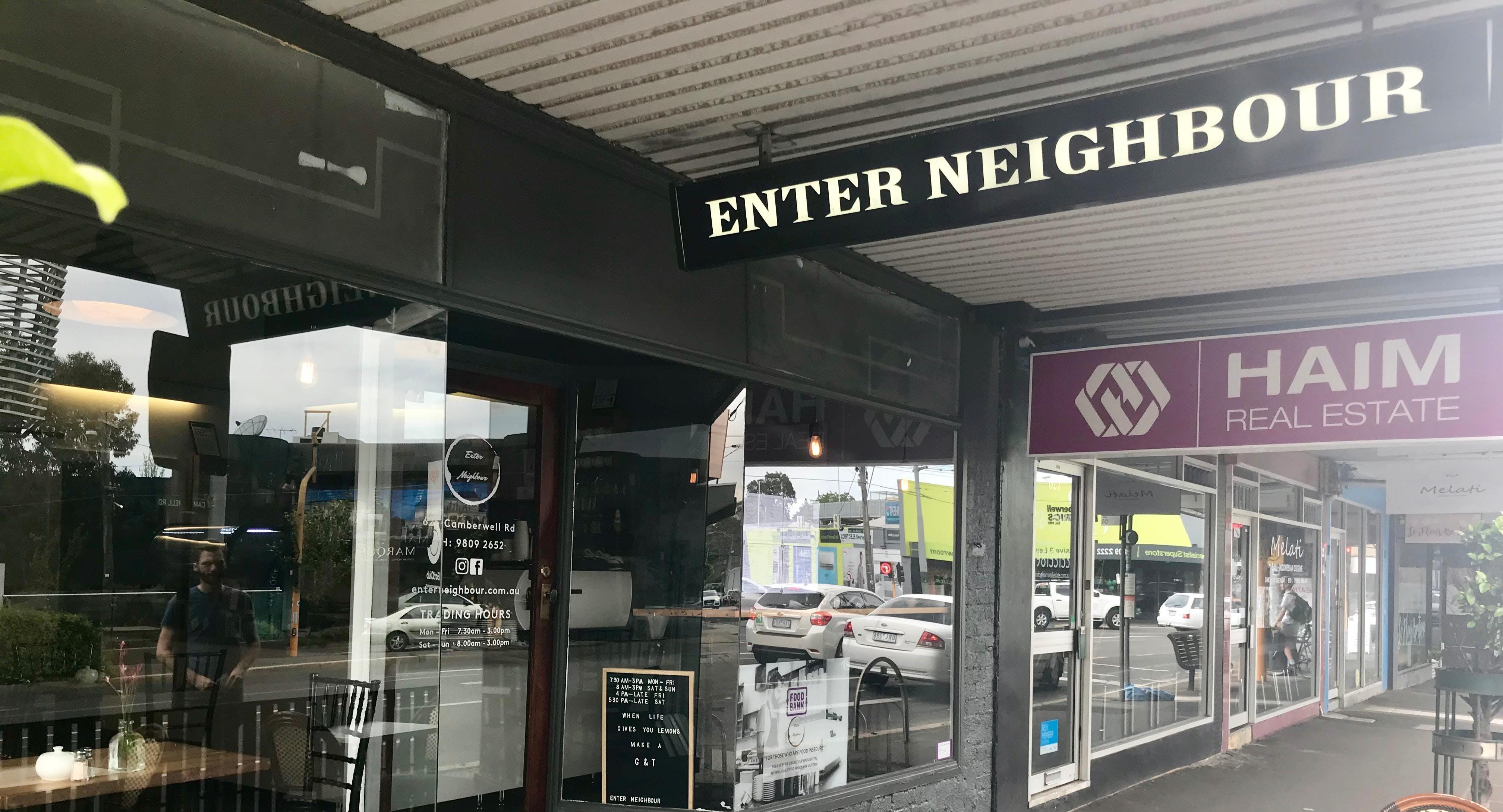 Enter Neighbour Melbourne image 2