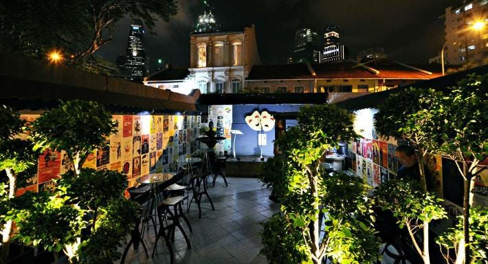 Backstage Bar Singapore image 2