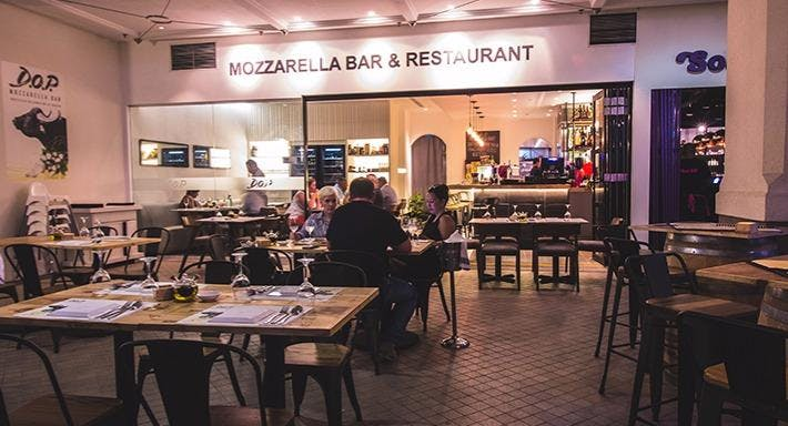 DOP Mozzarella Bar Restaurant Singapore image 3